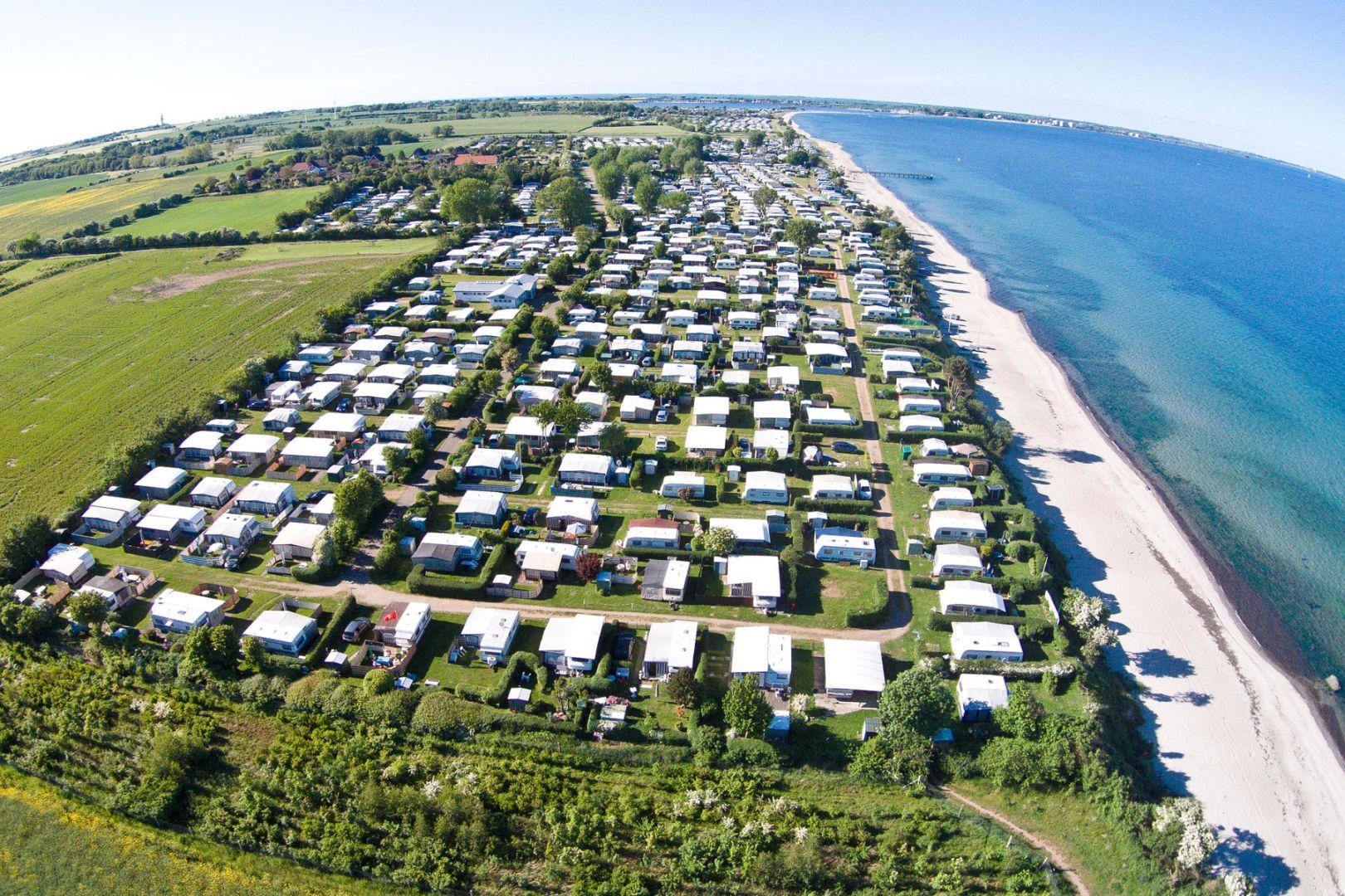 Urlaub Camping Mobilheim Ostsee Camping Hohes Ufer